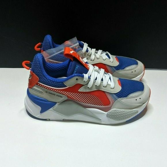 Puma Big Kids Rsx Transformer Gs Shoes